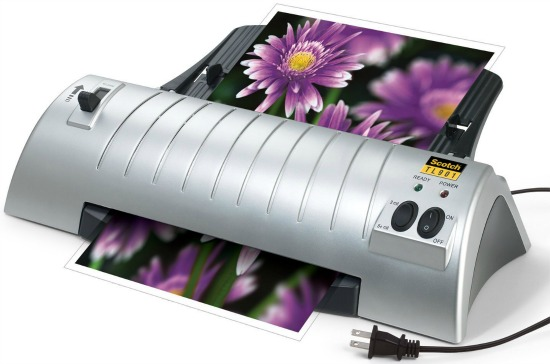Scotch Thermal Laminator 2 Roller System