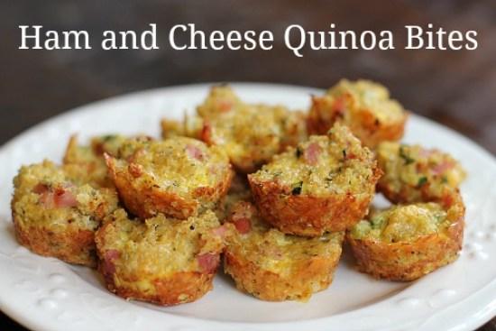 Ham-and-Cheese-Quinoa-Bites