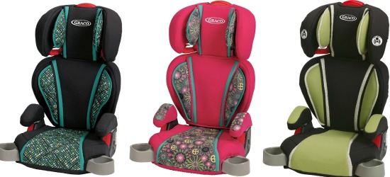 Graco Highback TurboBooster Car Seat,