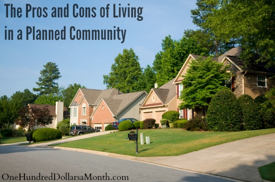The Pros And Cons Of Living In A Planned Community