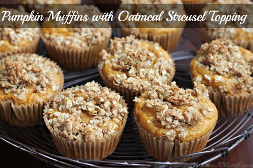 Pumpkin-Muffin-recipe