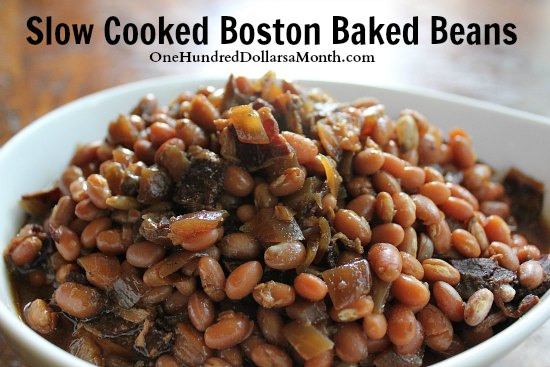 Slow-Cooked-Boston-Baked-Beans