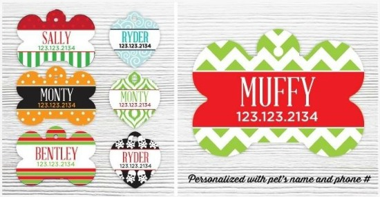 personalized dog tags