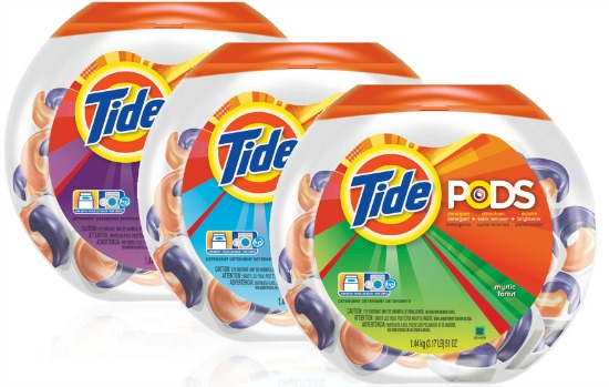 tide pods coupon