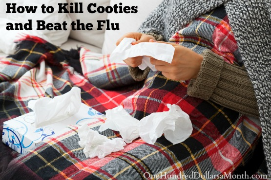How to Kill Cooties and Beat the Flu