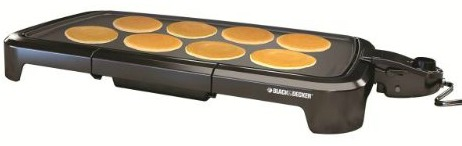 black and decker pancake griddle