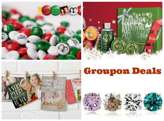 christmas groupon deals