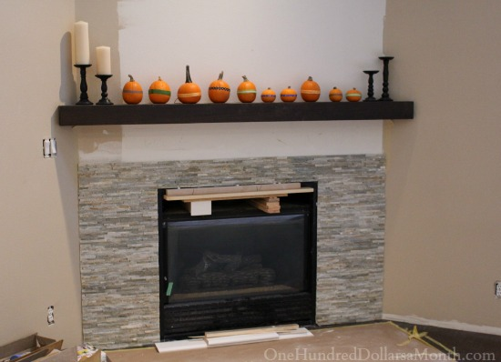 corner fireplace remodel