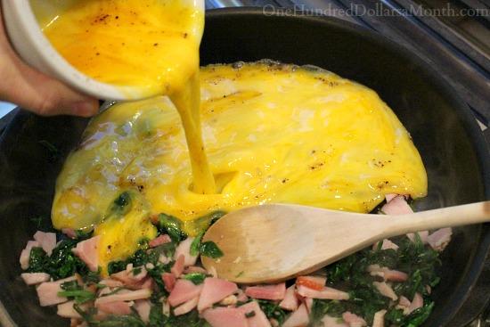ham scramble