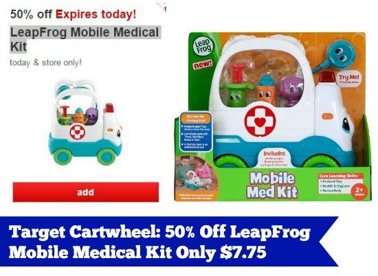 leapfrog medical kit