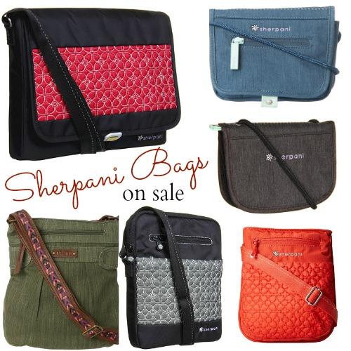 sherpani bags purses and luggage