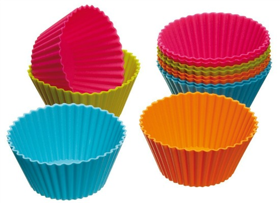 silacone cupcake molds