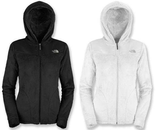 the north face oso fleece jacket