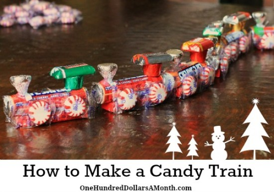 how-to-make-a-candy-train