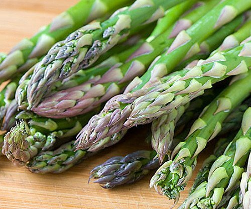 how to clean asparagus youtube