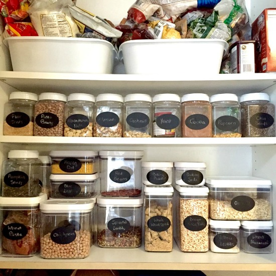 Heather pantry pictures 1