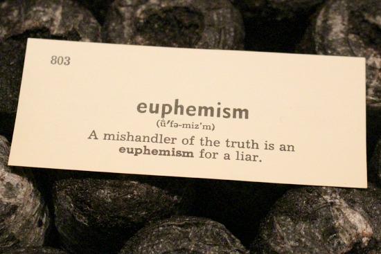 euphemism