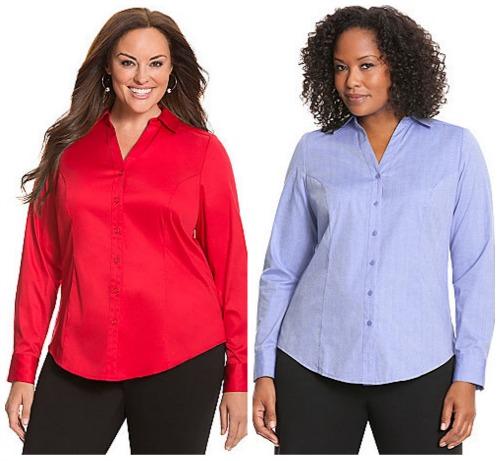 lane bryant the perfect shirt
