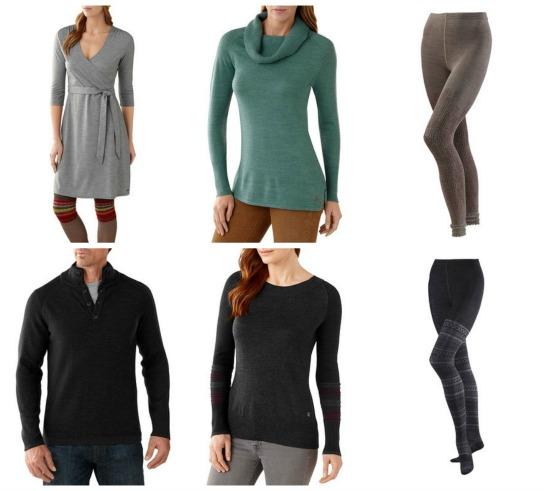 smart wool dress