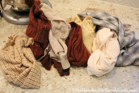 wool for rug hooking
