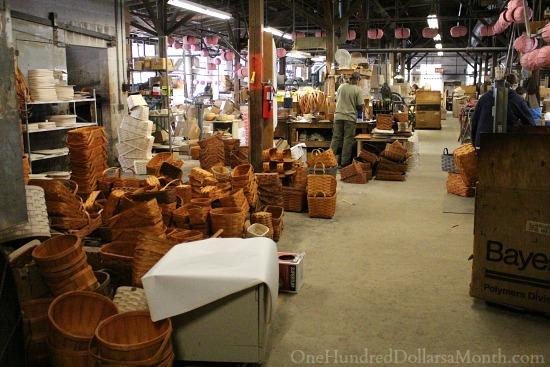 basket factory