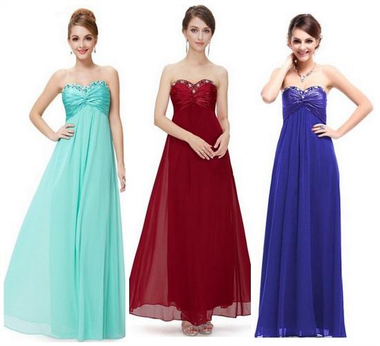 classic prom dress