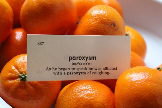 paroxysm