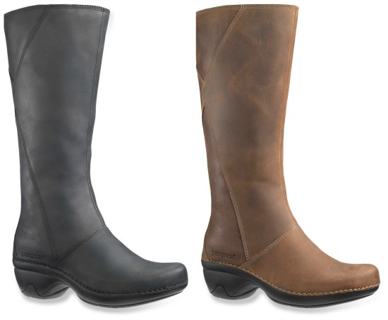 patagonia tall boots