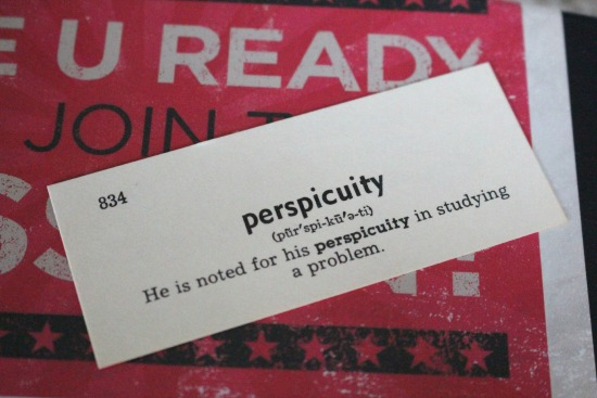 perspicuity