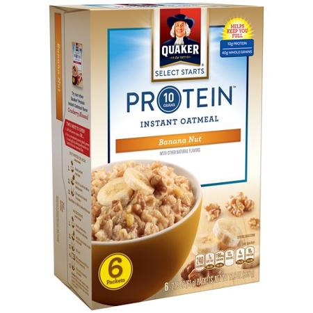 Quaker Select Starts Oatmeal  coupon