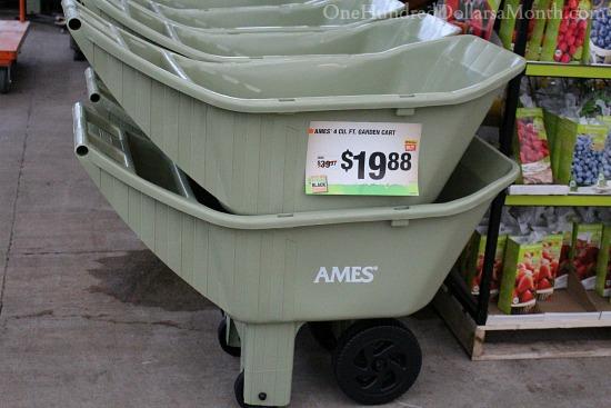 ames wheelbarrow
