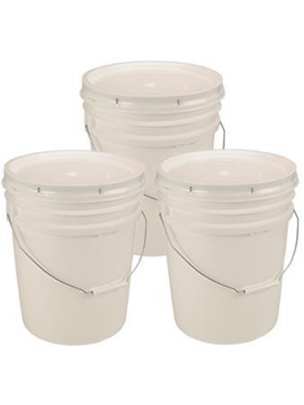 buckets