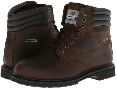skechers work boot