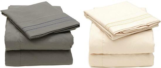 bed sheets deep pockets