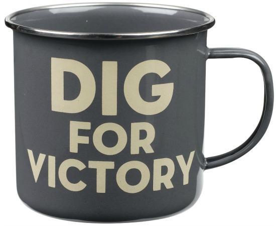 dig for Victory mug
