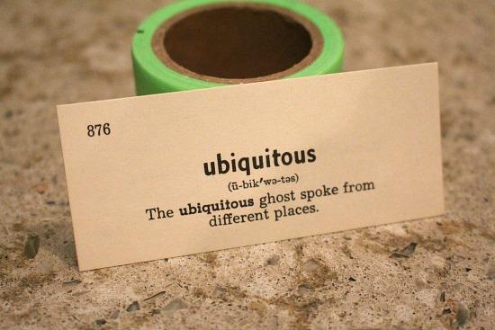 Ubiquitous definition