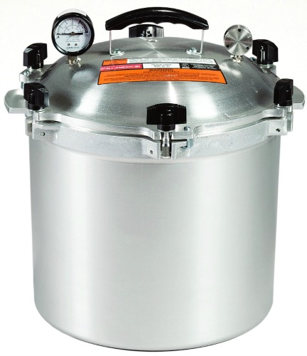 All American -Quart Pressure Cooker Canner