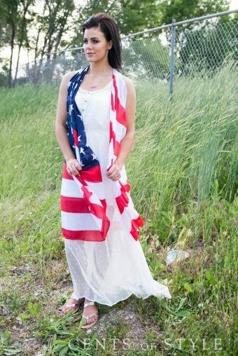 freedom scarf