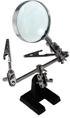 magnifying tool
