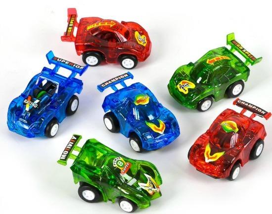 pull back race cars