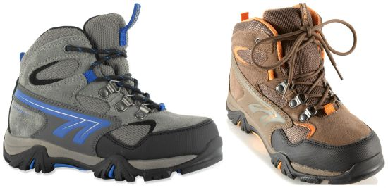 Hi-Tec Nepal Jr. Waterproof Hiking Boots