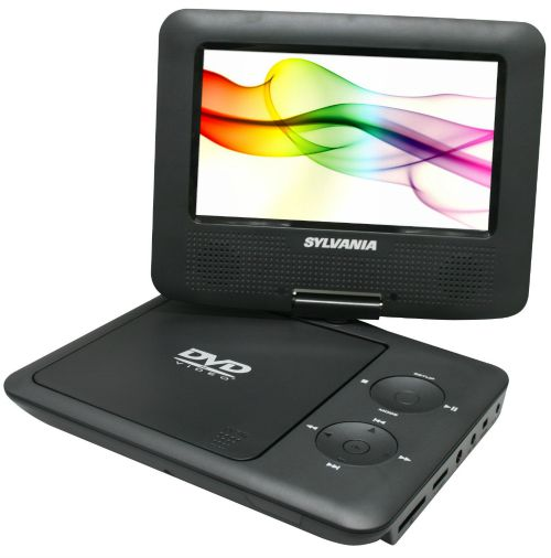 Sylvania 7-Inch Portable DVD Player