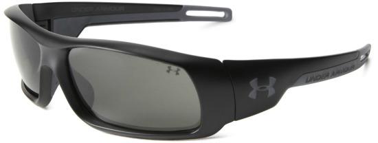 Under Armour Hammer Polarized Wrap Sunglasses