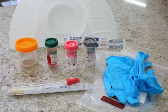 stool sample kit