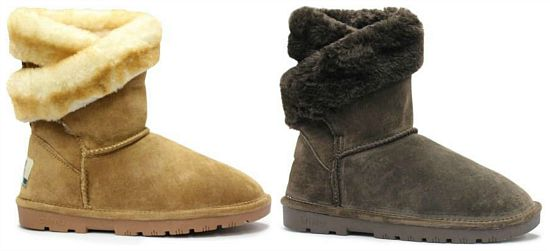 LAMO Queue Wrap Boots