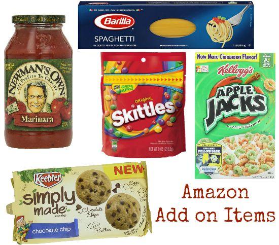 amazon ad on items