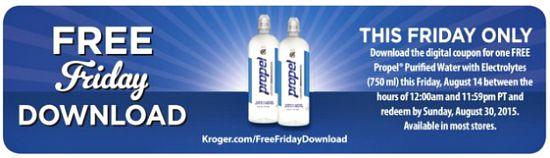 free fred meyer item