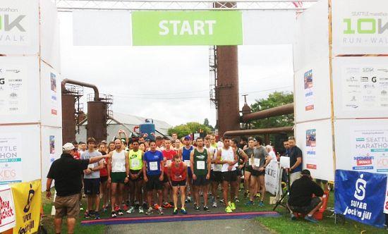 seattle 10k marathon