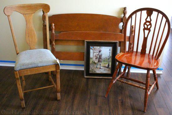 Trend thrift store furniture