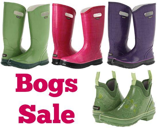 bogs boot sale discount
